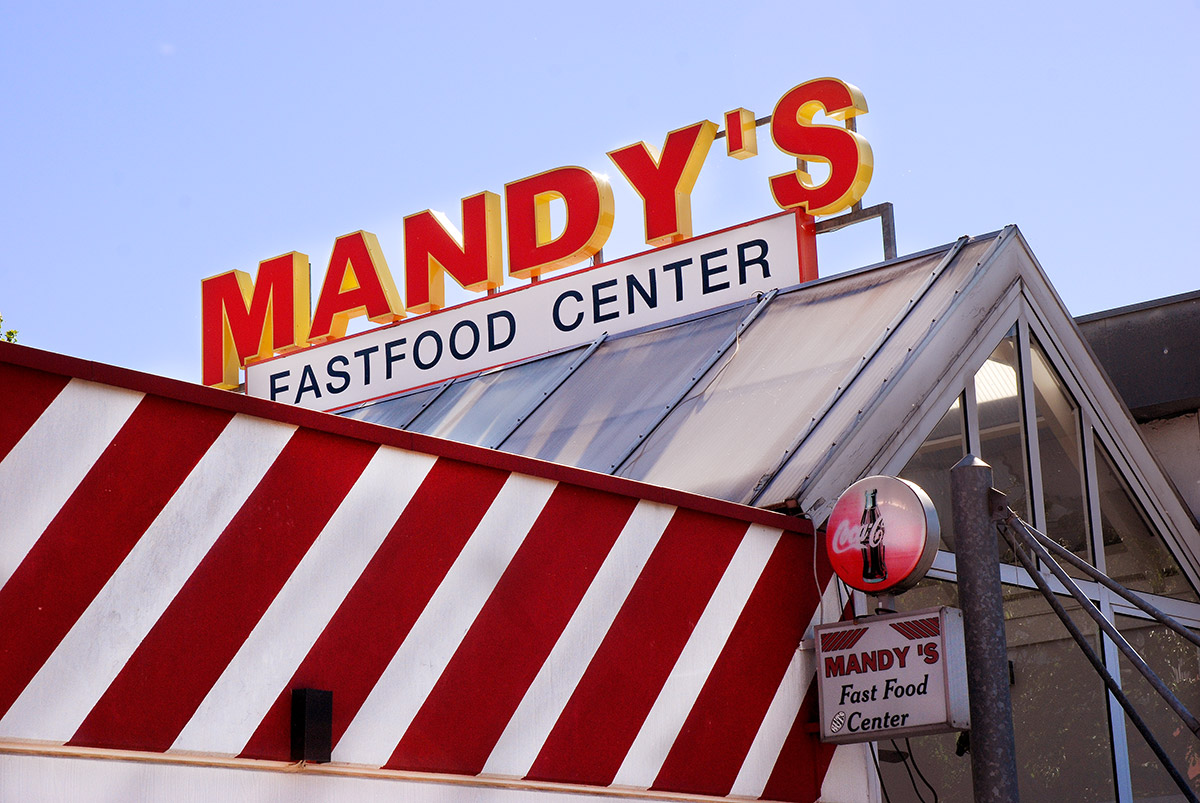 Mandy's Fast Food Center