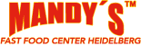 Mandys Fast Food Center Heidelberg Logo
